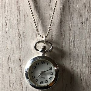Silverware Watch
